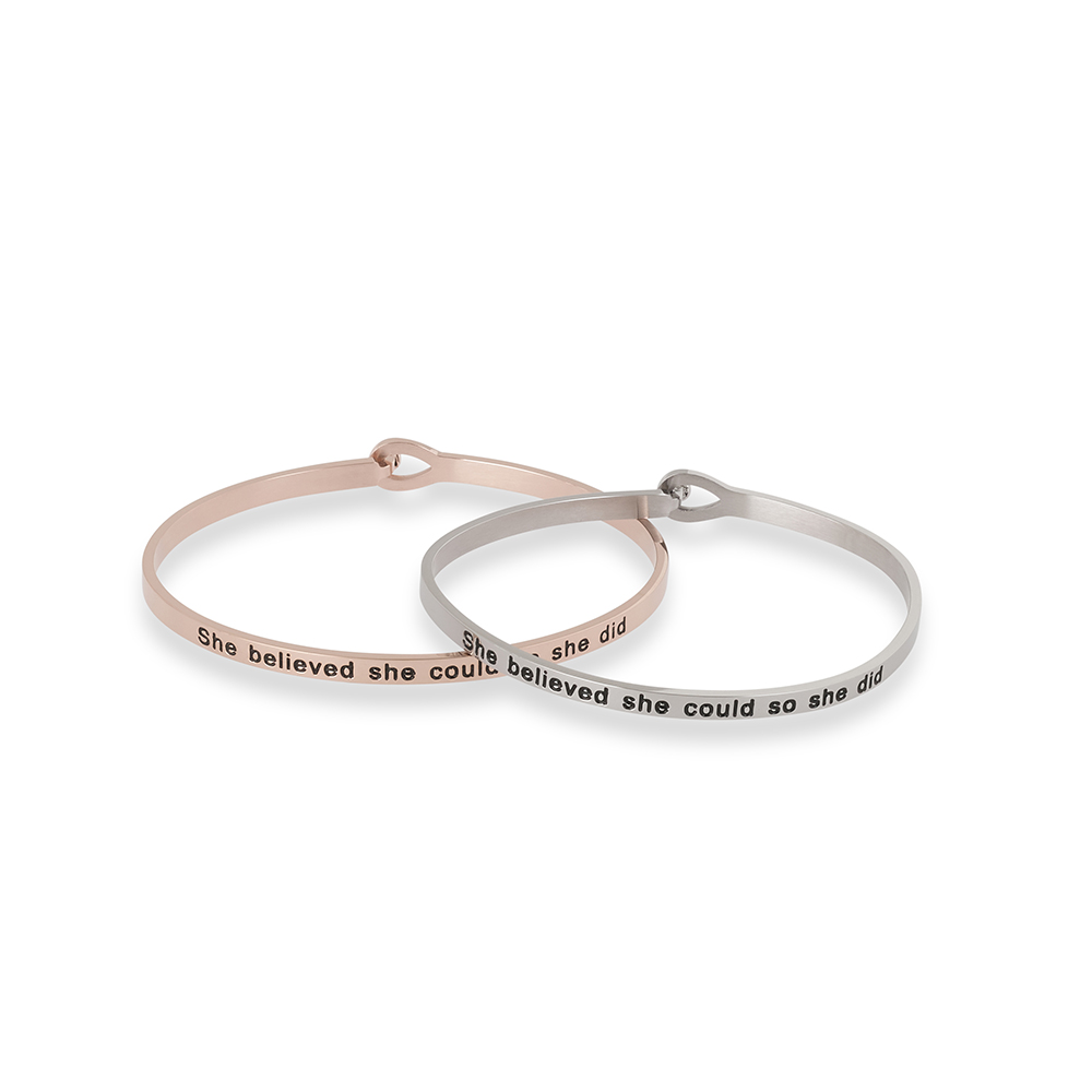 Bangle-with-Clasp-She-Believed-She-Could-so-She-Did